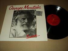 "GEORGES MOUSTAKI 33 TOURS LP 12"" FRANCE SUCCES MORRICONE HADJIDAKIS"