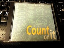 Count On It by Kluvers Big Band Feturing Carmen Bradford (CD MPORT Denmark jazz
