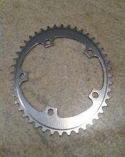 NOS 44t Oval Aluminum Chainring Elliptical 130 BCD Road TT Triathlon Racing