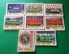 PANINI WC USA 94 - stickers at your choice 302/444 removed very good cond [MAX]
