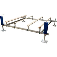 Patriot Docks Double-Wide Watercraft Bunk Lift - 1,600-Lb Capacity Model# 10476