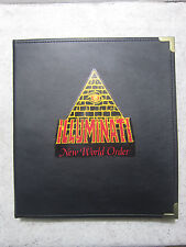 *** UNLIMITED FULL SET ALL 409 ***  Illuminati INWO Card Game * NEW WORLD ORDER