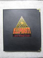 *** FULL SET - UNLIMITED ALL 409 *  Illuminati INWO Card Game * NEW WORLD ORDER