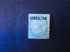 Gibraltar #1 No Gum - (AZ5) WDWPhilatelic!