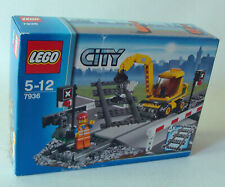 Lego® City 7936 - Bahnübergang 142 Teile 5-12 Jahren Neu/New