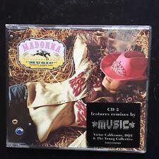Madonna - Music CD2 - CD Single - Aussie Release