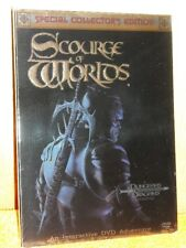 Scourge of Worlds A Dungeons & Dragons Adventure (DVD, 2005, 2-Disc) interactive