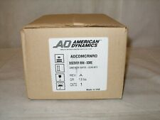 AMERICAN DYNAMICS ADCDMCRNRO Discover Mini-Dome Corner Mount Adapter White NEW