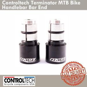 Controltech Terminator Handlebar Bar End Extension Plug 22.2mm fit MTB Handlebar