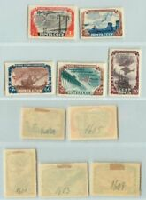 Russia Ussr ☭ 1951 Sc 1598-1602 Z 1566-1570 mint . d8913