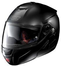 NOLAN Klapphelm N90-2 CLASSIC N-COM schwarz matt Helm Sonnenblende Gr. L 60/61