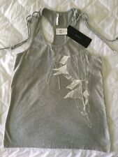 Ladies ROXY Racer Back Tank Top Size 10 - New and Unused with tag intact