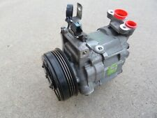 08-2013 Subaru Impreza WRX 2.5 Turbo A/C Pump AC Compressor with Clutch OEM 2.5L