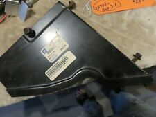 63-67 C2 Corvette RH Inner Firewall Splash Shield w/Bolts-GM #03797276-NOS-NCRS!
