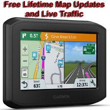 GARMIN ZUMO 396 LM T-S MOTORCYCLE GPS SAT NAV FREE LIFETIME UPDATES & CAR MOUNT