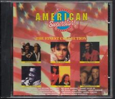AMERICAN SUPERSTARS CD Bellamy Brothers Marie Osmond Judds Righteous Brothers