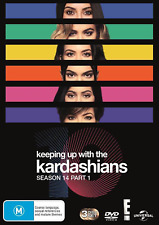 Keeping Up With The Kardashians - Season 14 Part 1 (DVD, 3-Disc Set) NEW