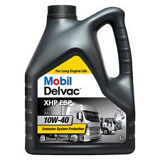 Mobil Delvac XHP ESP 10w-40 Diesel Engine Oil - 4 Litres 4L