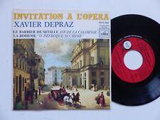 Invitation a l opera xavier depraz Barbier de Seville   ROVL 9022
