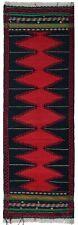 0015 # Handmade Super Quality Flat-weave Sufra Kilim Hallway Runner 173 x 59 cm