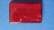 Oldtimer Reflektor Glas rot  passend Porsche z. B. 911/912  EL 12 161