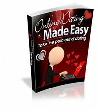 ONLINE DATING Made Easy; Take The Pain Out Of Your Dates. Find A Great Date (CD)