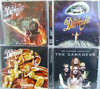 The Darkness- 4 CDs WIE NEU
