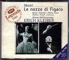MOZART Le nozze di Figaro SIEPI DELLA CASA POELL CORENA GUEDEN Erich KLEIBER 3CD
