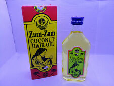 Zam - Zam Natural Coconut Hair Oil 115 ml Cocos nucifera no chemical