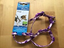 New Ancol Dog Camouflage Harness - Small - Size 1-2