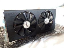 USED Sapphire Radeon AMD RX470 Nitro OC 4GB GDDR5 - boxed