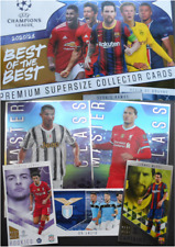 TOPPS CHAMPIONS LEAGUE BEST OF THE BEST CARDS  20/21