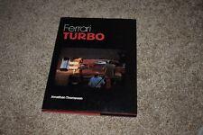 Ferrari Turbo by Jonathan Thompson 1982 126 C CX CK C2 125 F1 166 Formula Libre