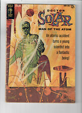 DOCTOR SOLAR: MAN OF THE ATOM #1 - Grade 4.0 - 1st Solar, 1st Gold Key Character