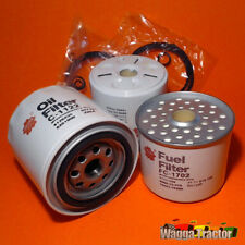 FLK2662 Oil Fuel Filter Kit David Brown 780 880 990 995 Tractor with spin-on LF