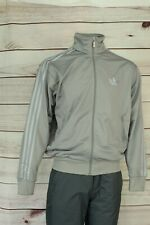 Adidas Men's O57615 Adi FireBird Track Top SAMPLE Gray  US Size Medium