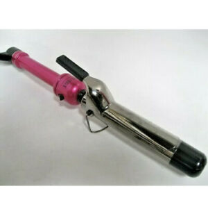 "Hot Tools 1¼"" Pink Titanium Curling Iron HPK-45"