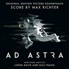 Ad Astra - Soundtrack - Max Richter Lorne Balfe Nils Frahm (NEW 2CD)