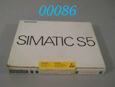 SIEMENS SIMATIC S5  PLC-EINGABE ANALOG  6ES5465-4UA12