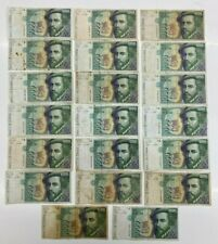 More details for spain. 20 x 1000 spanish pesetas banknotes. circulated. lot: 2752.
