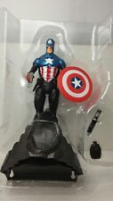 "Captain America New Loose 2015 Marvel Select Series 7"" Figure Special Collector"
