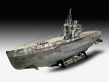 REVELL GERMAN SUBMARINE TYPE VII C41 U-BOAT MODEL KIT 1:72 PLATINUM LTD EDITION