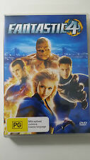 Fantastic Four (2005) Jessica Alba R4 DVD