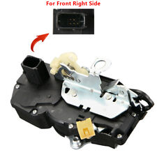 Door Lock Actuator Front Right Passenger For Chevy GMC Cadillac 2007-09 25945754