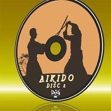 YOSHINKAN AIKIDO TRAINING DVD VOL 2 EASY TO FOLLOW 2 HOUR VIDEO TUTORIAL NEW DVD