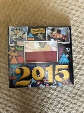 2015 Disneyland Photo Album Mickey Minnie Jack Skellington Nemo Tinkerbell Goofy
