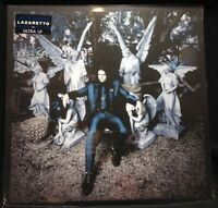 Jack White - Lazaretto - Ultra LP Vinyl Record US Third Man Pressing w/ Hologram
