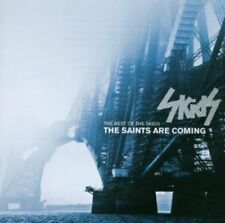 Skids, the - Saints are coming / Best of CD NEU