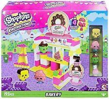 Shopkins Kinstructions Scene Pack Bakery Building Toy