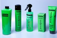 Morfose Ossion Amino Keratin 5 Teile Pflege Set Shampoo Spülung Maske Spray Öl
